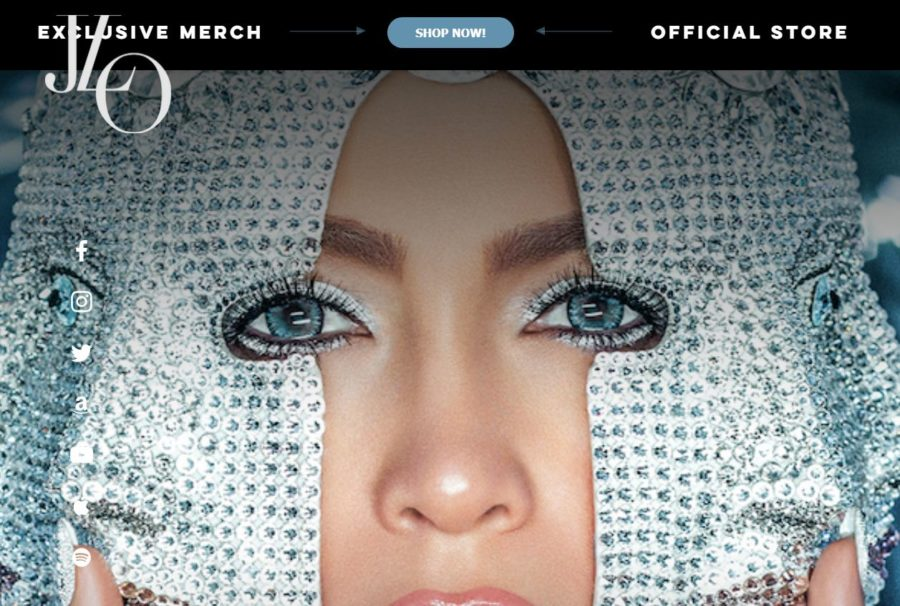 Jennifer Lopez - Foreign Celebrity Websites