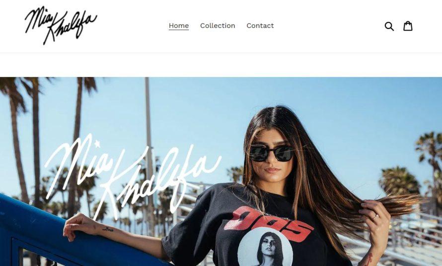 Mia Khalifa - Foreign Celebrity Websites