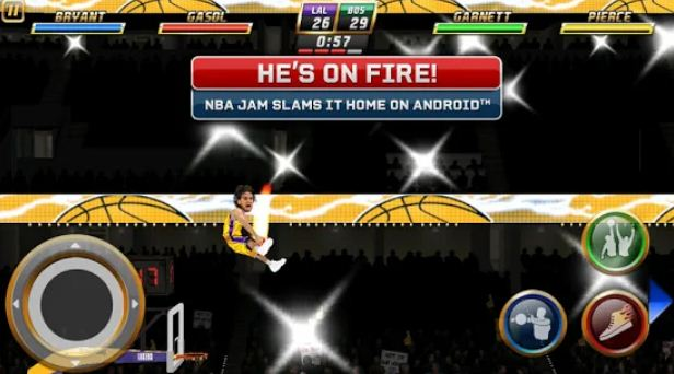 NBA Jam - Best Offline Android Games