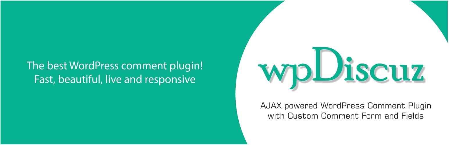 wpDiscuz Comments - WordPress Comment Plugins