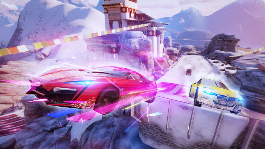 Asphalt 9 Legends Nintendo