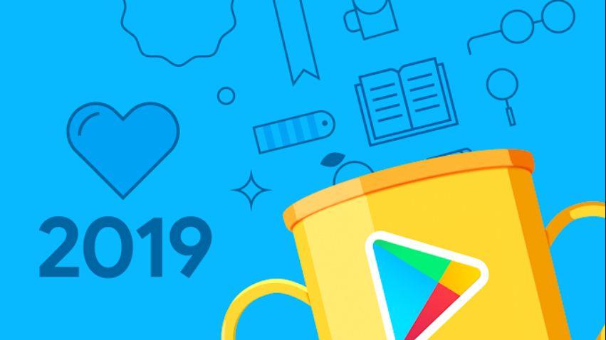 Google Play Store User Choice Awards 2019
