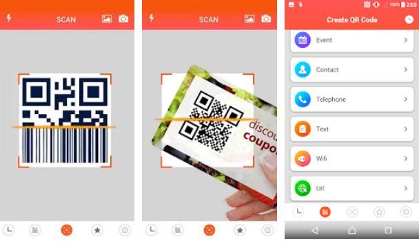 Barcode Scanner - QR code reader