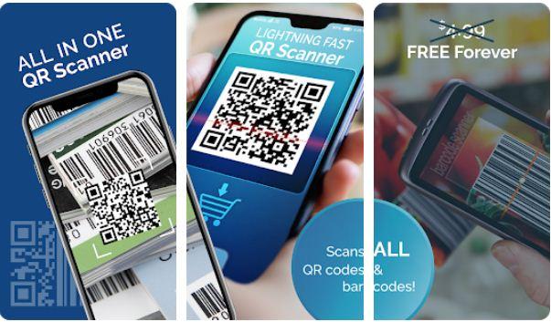 FREE QR Barcode Scanner QR Scanner QR Reader - Barcode Scanner Apps