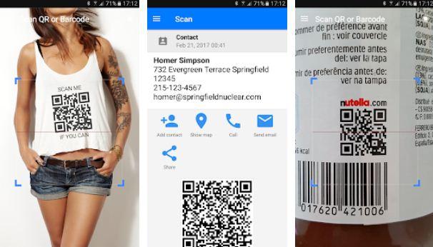 QR & Barcode Scanner - Barcode Scanner Apps