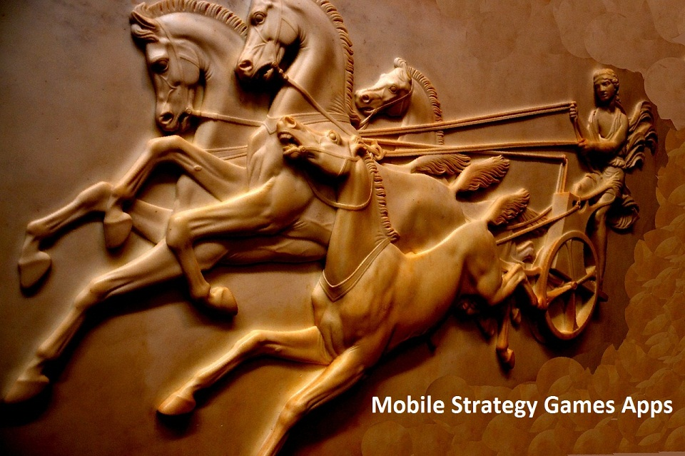 Mobile Strategy Games Apps