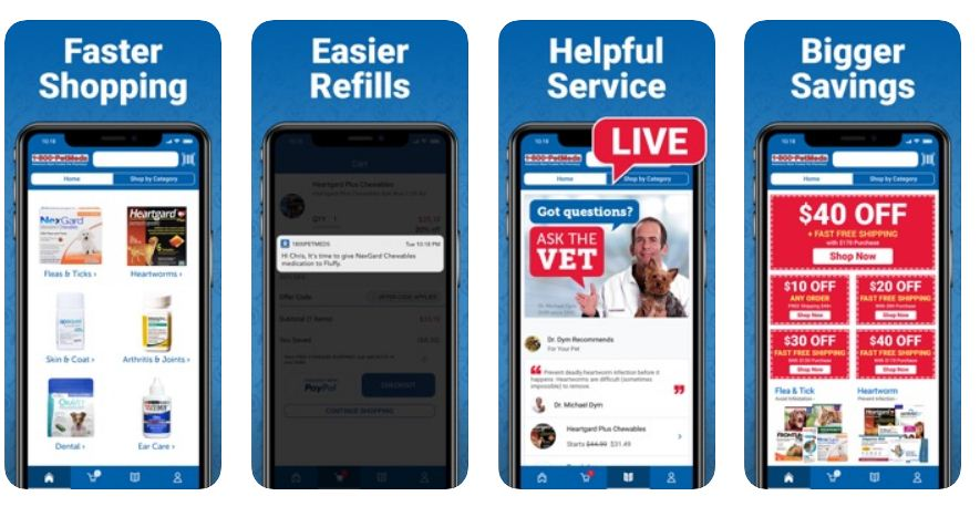 1-800-PetMeds - Best Pet Apps for Android