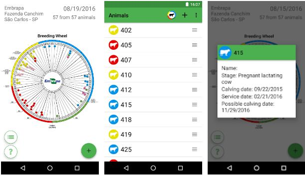 Breeding Wheel - Best Pet Apps for Android