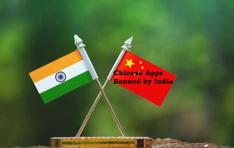 Chinese Apps Banned by India