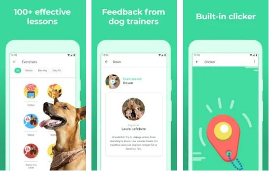 Dog Training & Clicker App by Dogo - Best Pet Apps for Android