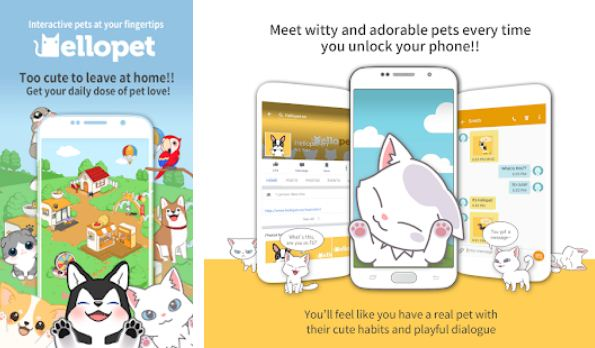 Hellopet - Best Pet Apps for Android