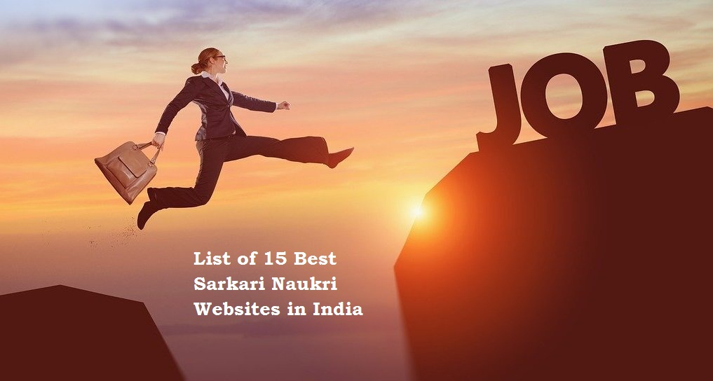 Best Sarkari Naukri Websites in India