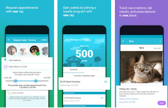 PetDesk - Best Pet Apps for Android