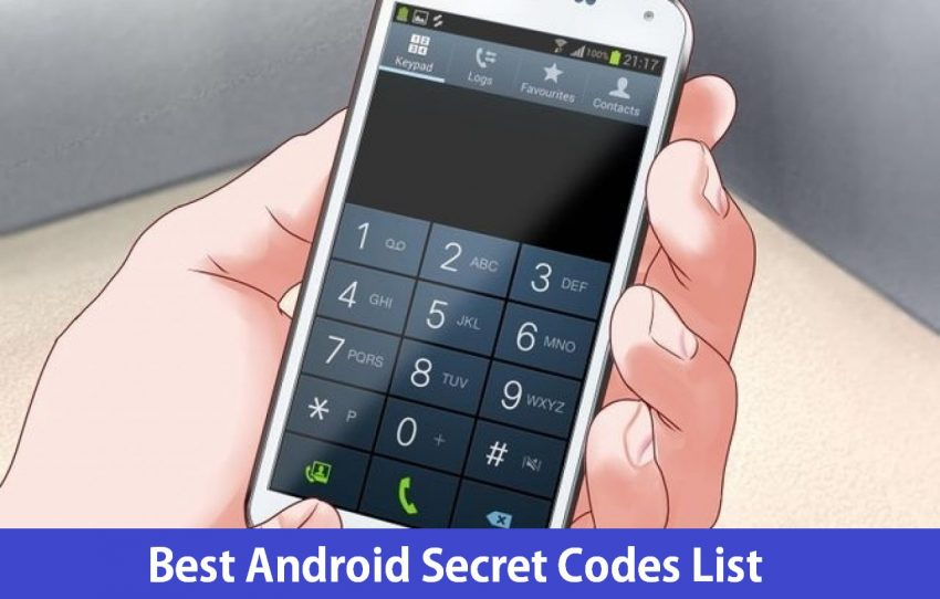 Best Android Secret Codes List