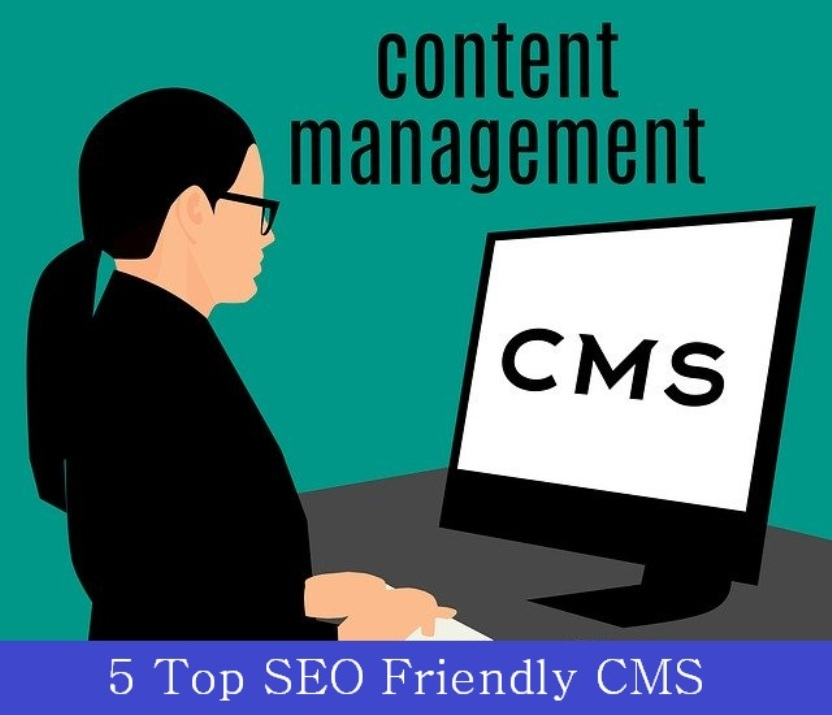 Top SEO Friendly CMS