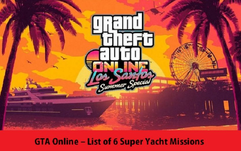 GTA Online Los Santos Summer Special