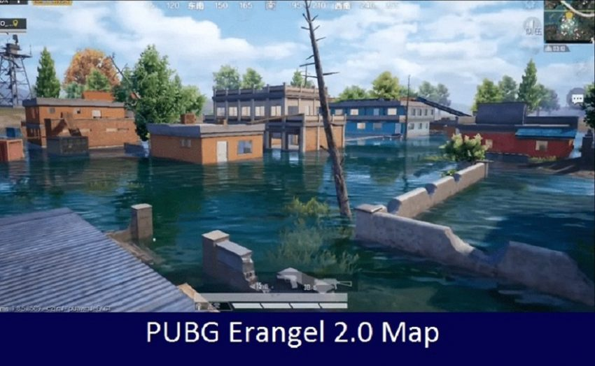 Features of PUBG Mobile Beta Version 1.0 loaded with Erangel 2.0 Map