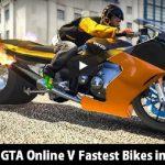 Top 20 GTA Online V Fastest Bikes in 2020