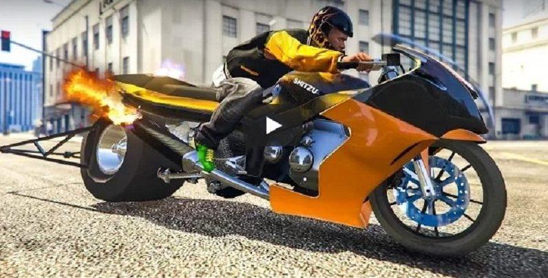 Top 20 GTA Online V Fastest Bikes in 2021