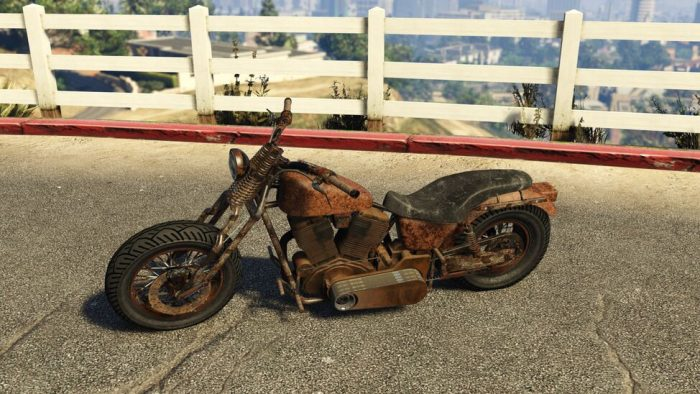 Western Rat Bike