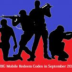 PUBG Mobile Redeem Codes in September 2020