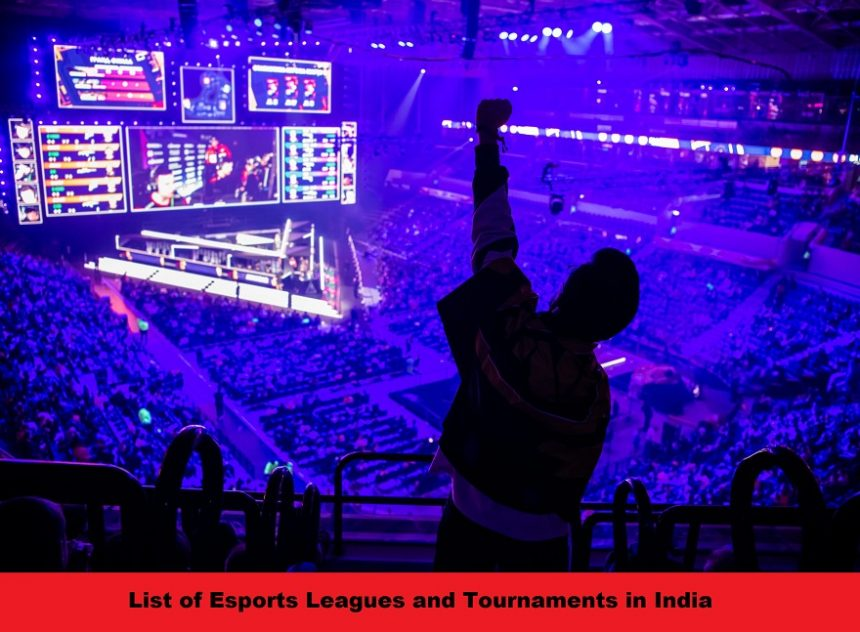 Esports Leagues and Tournaments in India Check out the list of Esports Leagues and Tournam