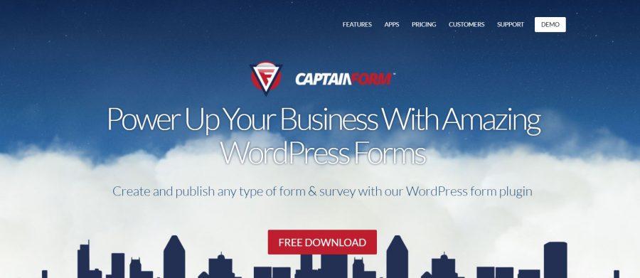 CaptainForm Review